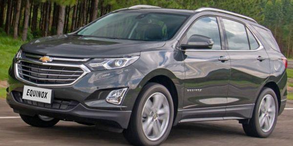 GM Recalls Chevy Equinox Due to Bad Seam