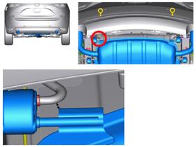 Mazda CX-5 Turbo Rattles as it Rolls