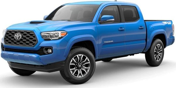 Toyota Tacoma Trucks May Have Incomplete Weld