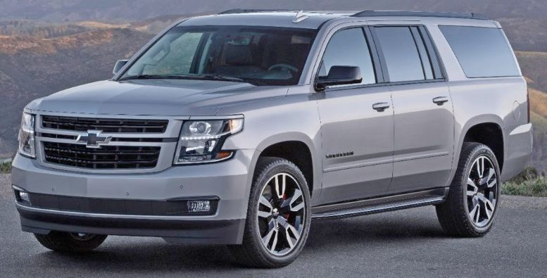 Chevrolet Says Suburban May Have Oil Pressure Problem