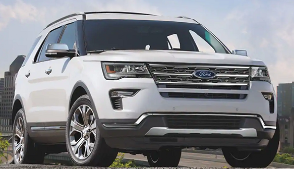 Ford Explorer Needs Module Configured