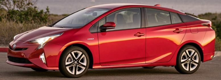 Toyota Recalls Certain Prius Vehicles