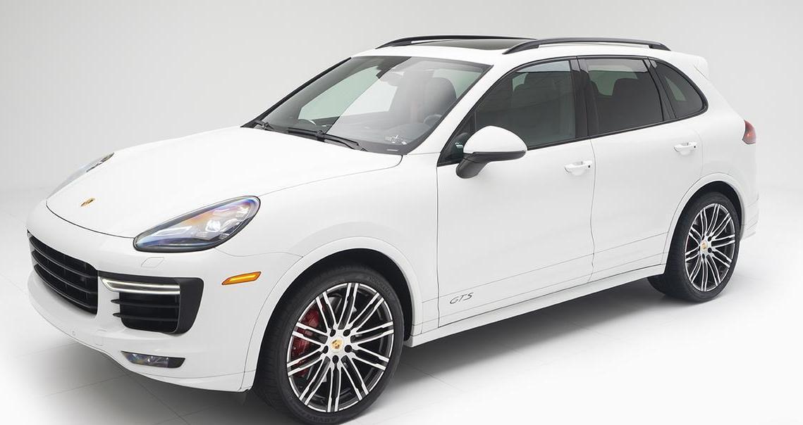 Porsche Recalls Cayenne Vehicles