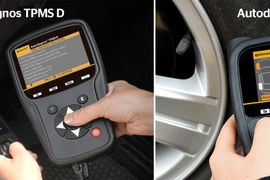 Continental Introduces Two New TPMS Tools