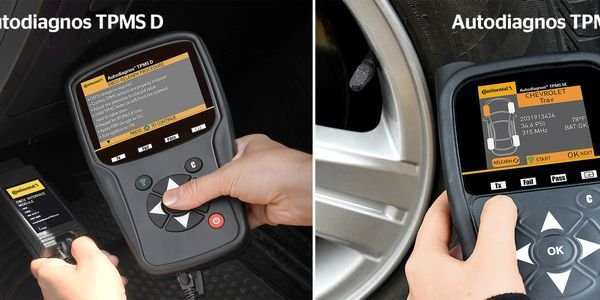 With the Autodiagnos TPMS D and SE tools, professional technicians can handle all of the TPMS...