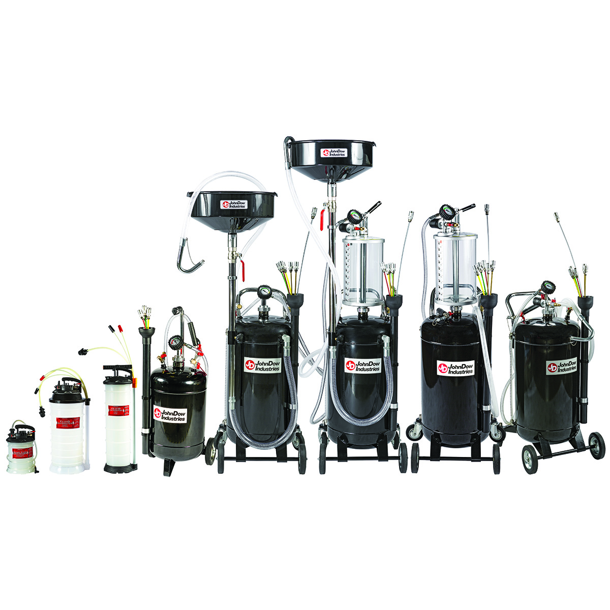 JohnDow Offers 3 New Fluid Extractors