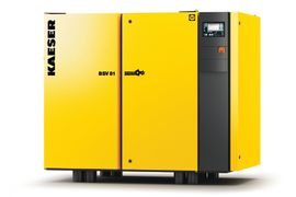 Kaeser Offers Redesigned Rotary Screw Compressors