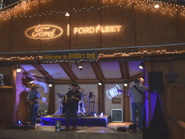 Before the official start of the conference, Ford Fleet hosted a Boots and Bow Ties Gala...