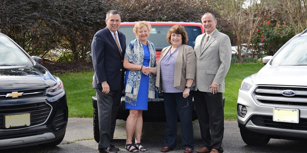 The founders of Black River Fleet (left to right) include John Bieger, Kathy Bieger, Karen...