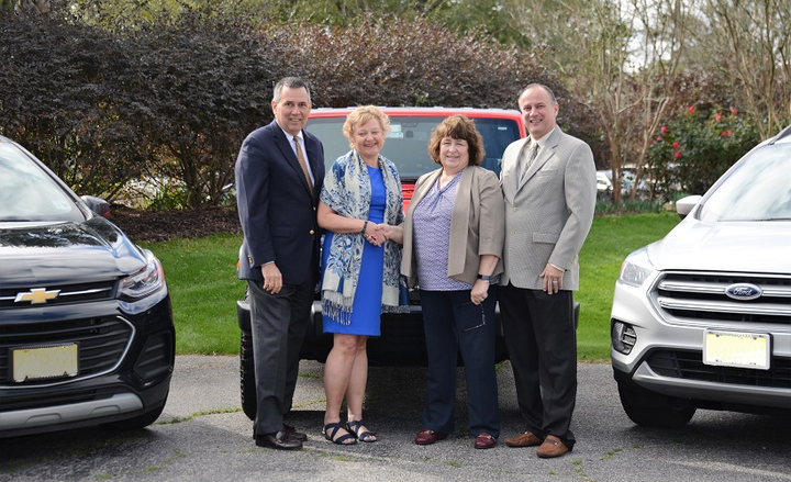 The founders of Black River Fleet (left to right) include John Bieger, Kathy Bieger, Karen Bieger, and Michael Bieger.