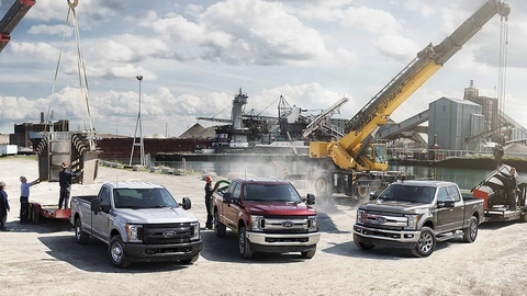 Ford's mission in the commercial fleet market is threefold: Offer a full lineup of commercial...