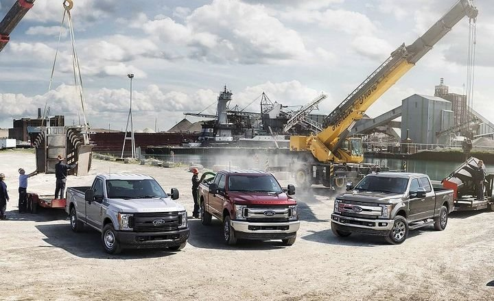 Ford's mission in the commercial fleet market is threefold: Offer a full lineup of commercial vehicles, put experienced people in fleet-facing positions, and deliver the processes and tools they need to succeed.   - Photo courtesy of Ford.