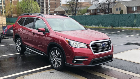 The 2019 Subaru Ascent can receive over-the-air software updates, potentially providing fixes...