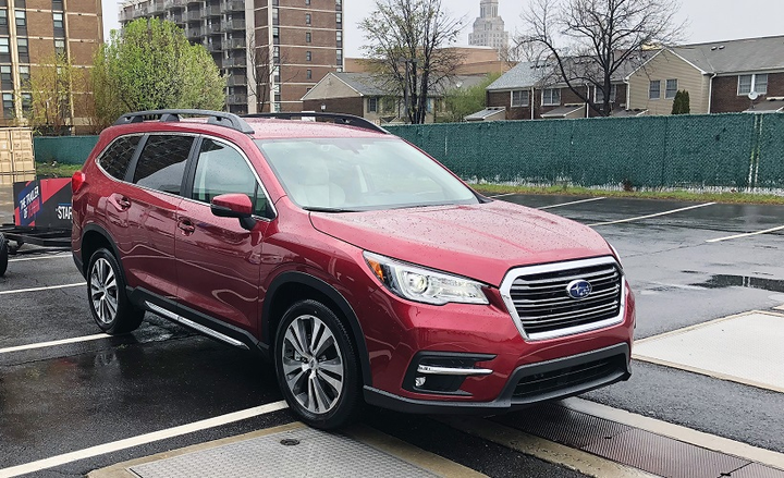The 2019 Subaru Ascent can receive over-the-air software updates, potentially providing fixes and improvements quicker than waiting to take the vehicle back to a dealer to perfrom routine service needs. - Photo by Mike Antich.