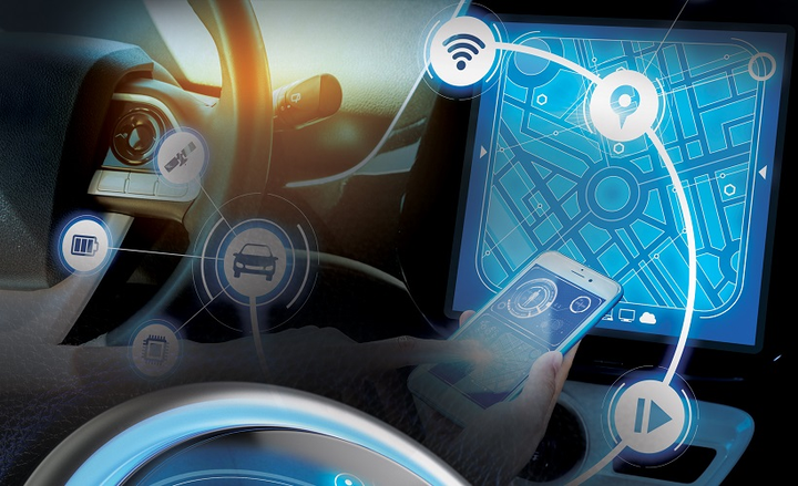 Telematics platforms have advanced far past their dots-on-a-map origins. Every year the industry continues to evolve in some way, and 2018 was no exception. - Graphic courtesy of Getty Images.