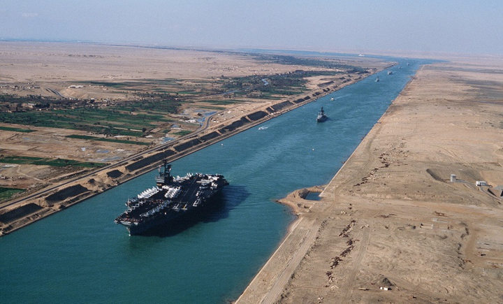 Egypt's economy strengthened in FY-2018, due to higher tourism revenues, remittance inflows from Egyptians working outside the country, and record Suez Canal income primarily resulting from the $US8 billion expansion of the waterway, which has doubled its capacity from 49 to 97 ships a day.