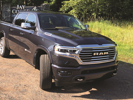 In addition to the EcoDiesel, another new feature for the 2020 Ram 1500 that fleet users will...