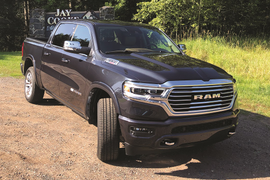A Closer Look at the 2020 Ram 1500 EcoDiesel