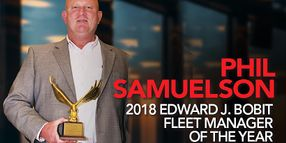 Meet the 2018 Fleet Manager of the Year
