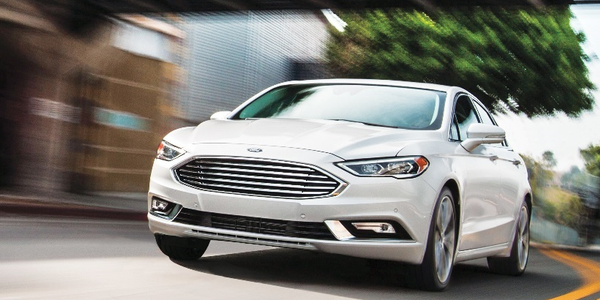 Ford has made several new additions to the latest Fusion including a new suite of standard...