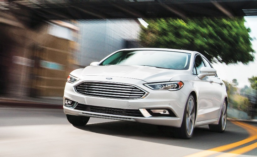 2018 Fleet Car of the Year: Ford Fusion