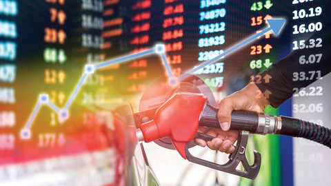 Gasoline and diesel fuel prices have been gradually, but steadily increasing over the past 12...