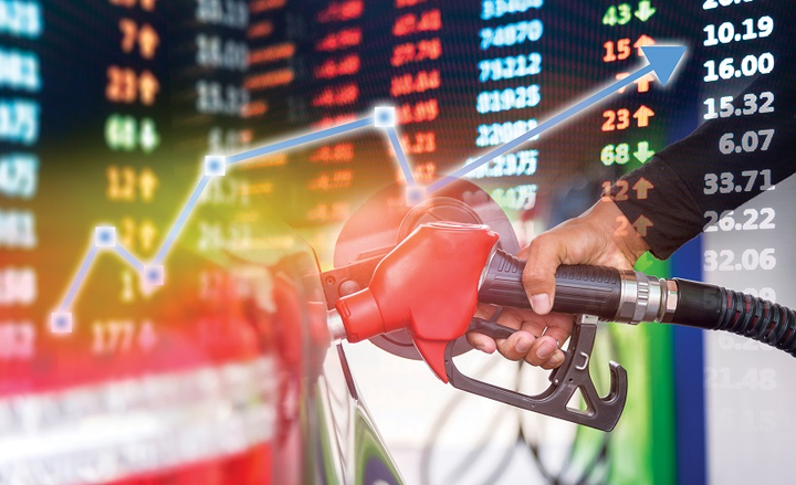 Gasoline and diesel fuel prices have been gradually, but steadily increasing over the past 12 months and have been the No. 1 factor contributing to the increase in total fleet operating costs in calendar-year 2018.  - Photo courtesy of Virojt via iStockphoto.