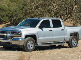 For years, GM has instituted a mixed-material strategy for the Silverado 1500 that involves the use of high-strength steel and aluminum in the truck's construction.
