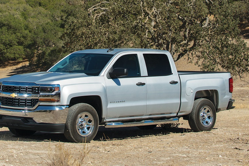 2018 Fleet Truck of the Year: Chevrolet Silverado 1500