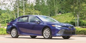 2019 Fleet Car of the Year: Toyota Camry