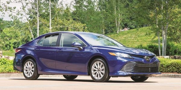 A major focus for Toyota for the latest iteration of the Camry has been on the available safety...