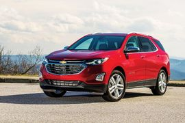 2019 Fleet SUV of the Year: Chevrolet Equinox