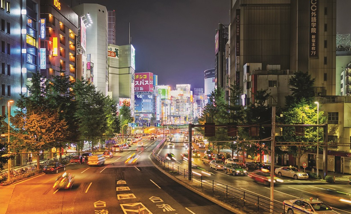 Businesses in Japan are squeezed between the need to pay more to attract drivers in a tight labor market on one side, and staying competitive on cost to customers on the other side. - Photo courtesy of Pixabay.