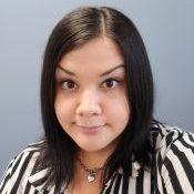 Angelica Garcia, purchasing coordinator, Edward C. Levy -