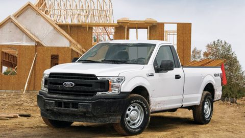 As this decade comes to a close, this year's win will mark the fourth time that the F-150 has...