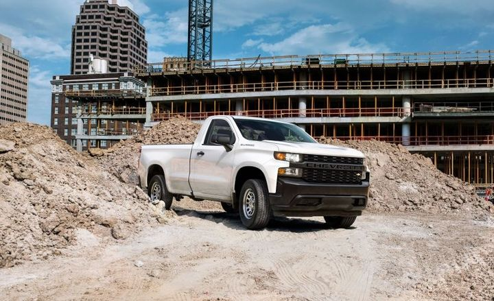 The Silverado offers six different engines to choose from — including the all new for 2020 Duramax 3.0L I6. This  engine produces 277 hp with 460 lb.-ft. of torque. - Photo courtesy of GM.