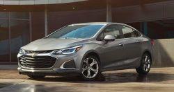 Chevrolet Cruze -