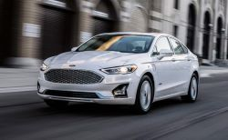 Ford Fusion -