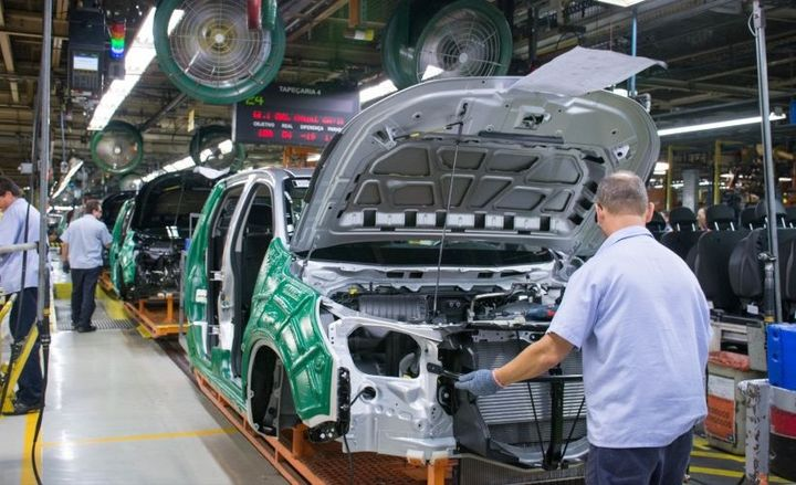 General Motors has continued to invest in its Brazil production facilities. The automaker earlier in 2019 said it was investing more than $1 billion at its São José dos Campos plant (pictured) in Brazil. - Photo: General Motors