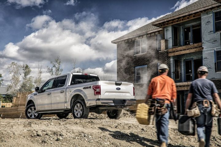 Ford is continually reassessing and optimizing the content in its trucks based on feedback from various fleet sources, such as commercial customers or from its long-standing fleet advisory board. - Photo: Ford