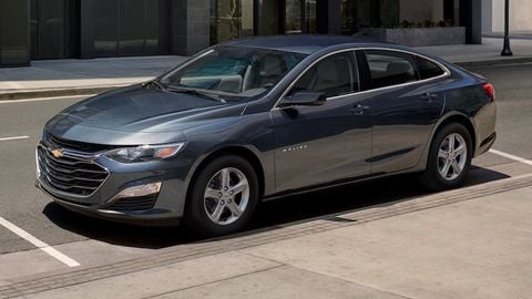 The Chevrolet Malibu received a four-star overall safety rating from the National Highway...