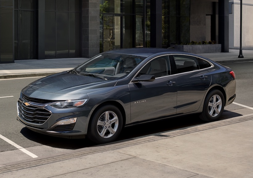 2020 Fleet Car of the Year: Chevrolet Malibu