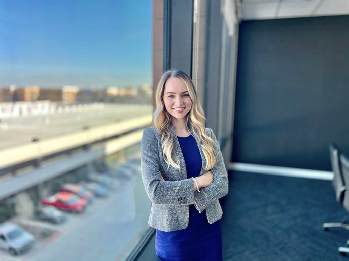 <p>Audi Corporate Sales Lead Monique Pruitt works with commercial and fleet clients for the global luxury vehicle brand.</p>[|CREDIT|]