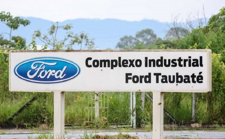 Ford reently announced the closure of its auto assembly operations in Brazil. -