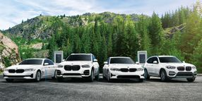 BMW's Solutions for Fleet Sustainability