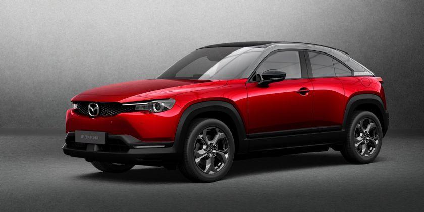 All-New Mazda MX-30 EV