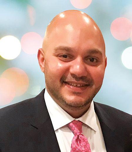 Amin Amini of Verizon Connect -