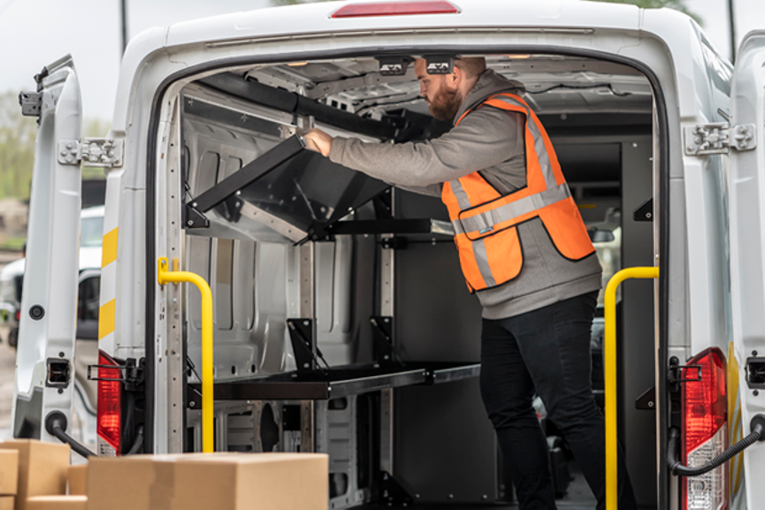 Pivoting to Last-Mile Delivery? Adrian Steel Has a Solution for That