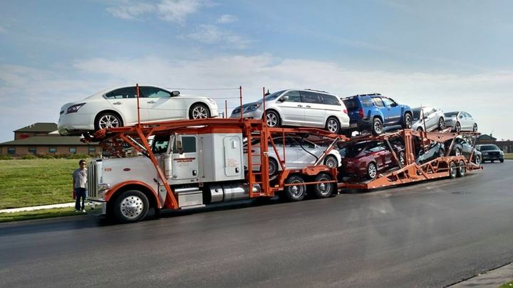 Auto transporters are trying to maintain a steady volume of work for their drivers to keep them from seeking employment elsewhere. - Photo courtesy of Nationwide Auto Transport