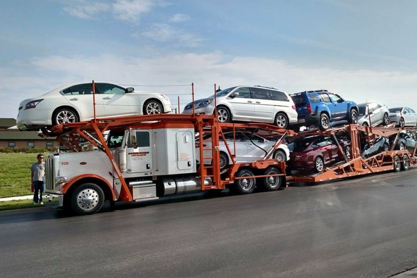Auto transporters are trying to maintain a steady volume of work for their drivers to keep them...